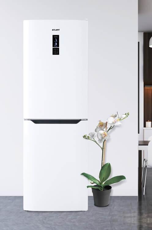 Экстерьер холодилника ATLANT серии 46-ND